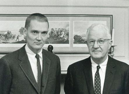 Jack-Bogle-en-Walter-L.-Morgan