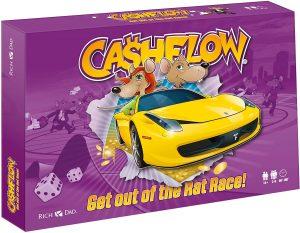 Cashflow-Investerend-bordspel-ontworpen-door-Robert-Kiyosaki-auteur-van-rijke-pa-arme-pa
