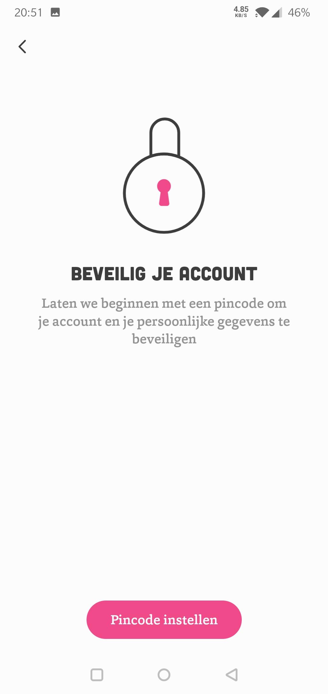 Bux Zero beveilig je account